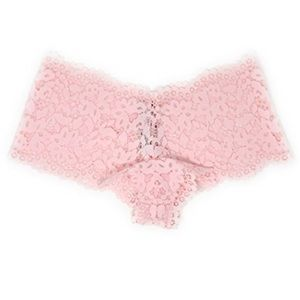 Body by Victoria Secret Daisy Lace Shortie Panty